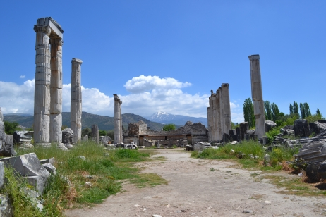 Aphrodisias temple church general
